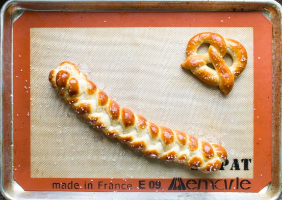 Pretzel Challah Recipes — Dishmaps
